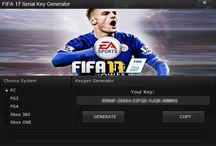 Fifa 17 serial key generator / Fifa 17 serial key generator for generating keys for all platforms.