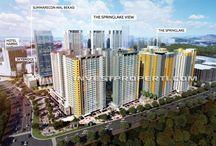 The SpringLake View Summarecon Bekasi / Apartemen terbaru Summarecon Bekasi, The SpringLake View Apartment.