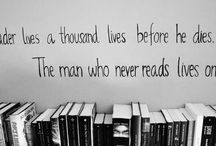She has read too many books and it has addled her brain. - L.M. Alcott