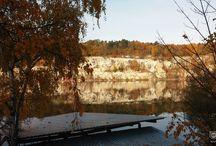 Jesienny Zakrzówek / Listopadowy tydzień na Zakrzówku - dzięki gościnności klubu Kraken