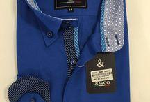 Do&Co collectie 2016 / overhemden collectie Do&Co 2016