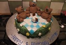 Teddy Bear Party / by Edith Ellicott