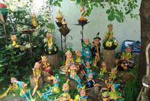 Kapolcs - Valley of Arts / Beautiful peaces of arts and the feeling of Kapolcs.. :)