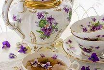 Tea Tıme&Cups...
