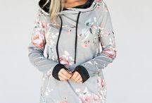Kristen's hoodie