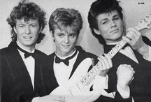 ❤A-ha!❤ / My Favorite Members Of The Band Are: Morten And Mags! I ❤ This Band So Much!