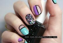 Nails & makeup / by Kayla Ouellette