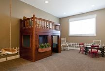 Kids rooms / by Ericka Edwards