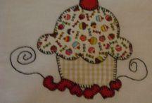 patchwork pano de prato
