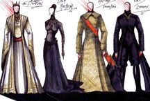 MacBeth / Costume. Movies. Theater . Opera .Fashion