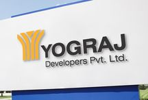 Yograj Developers Pvt. Ltd. / #‎Corporate_Identity_Design‬ ‪#‎Yograj_Developers Pvt. Ltd. ‪#‎Ahmedabad‬  ‪#‎Gujarat‬ Designed_by Greycells