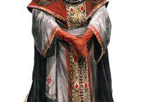 Priests & Clerics