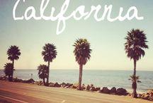 California, My ❤ / by Teresa Pérez