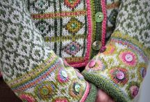 Fair Isle & Norwegian