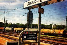 Augsburg / Favorite Places & Spaces in Augsburg