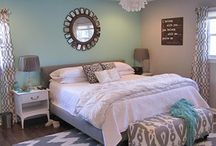 Master Bedroom redo! / by Bailey Plato
