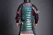Asian armours