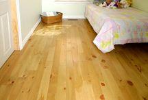 Pine / Special Order Pine Walls, Ceiling & Flooring from Gaylord Hardwood Flooring