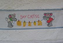 My Counted Cross-Stitch Creations