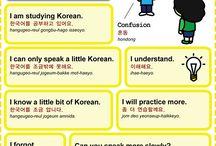 Learning Korean / by Mary Solano