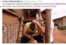 PECHINO EXPRESS  - Gli eterosessuali / Michael Lewis e Luca Betti
