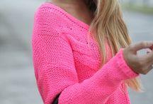 Sweaters <3  / by Cassidy Wisnom