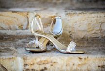 F&B | Bridal Shoes / Shoes to inspire you and your wedding.