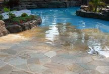 dream pools and spas / by Jean Boicelli