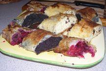 Sütemények-Rétes