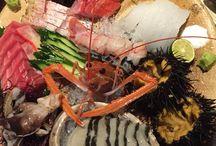 Japanese / Japanese sashimi