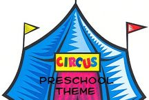 Circus Theme / Preschool Activities for a Circus Theme / by Jennifer Young