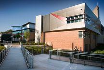 CSU Orange / Photos from Charles Sturt University's campus in Orange, New South Wales.