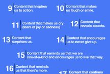 Content marketing / by Haylee Corfield