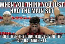 Swimming problems