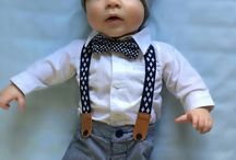 baby boy wedding outfit