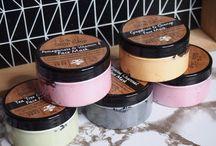 Produkty na pleť The Soap Shop Cosmetics / Doprajte svojej pleti naše úžasné a čerstvé pleťové masky, ktoré sú ručne vyrábané zo samých skvelých surovín! Na výber v niekoľko verziách, pre každý typ pleti. :) Tak isto ako aj nový omladzujúci pleťový olej, obsahujúci 9 prírodných olejov ♥