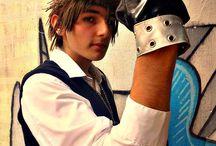 Tsunayoshi Sawada cosplay