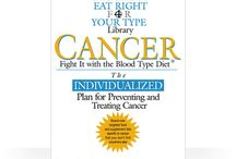 Fight cancer on the BTD / by D'Adamo Personalized Nutrition: the blood type diet