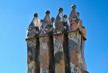 Antoni Gaudi / taide