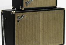 Amps / Enough guitars already, we need some amps...