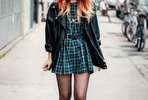 Style ~^~ / Fashion grunge punk rock boho
