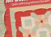 Sewing and quilting books I want