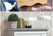 Wood makeovers