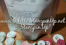 Stampin up clay