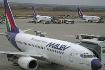 MALEV / Hungarian Airlines 1946-2012