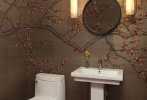 Bathrooms / by Janice-Bob Ottley