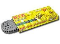 Αλυσίδες Μοτοσυκλέτας D.I.D / Οι αλυσίδες D.I.D. κατασκευάζονται στην Ιαπωνία από την DAIDO KOGYO Co Ltd. Η πρωτοπόρος εταιρία δεν χρειάζεται ιδιαίτερες συστάσεις. Κύρια χαρακτηριστικά των αλυσίδων της D.I.D. είναι η ποιότητα κατασκευής, η πλήρης κάλυψη όλων των δικύκλων και η μεγάλη αντοχή.