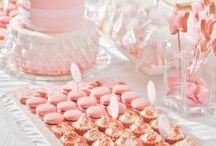 Inspire: Sweet buffets