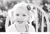 Babies/Toddlers/Children Sessions / by Ashley Sisk