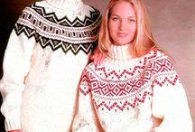 Knitting clothes for winter/Brei klere vir winter / Knitting